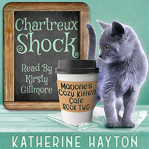 Chartreux Shock cover art