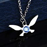 DYKJ Anime Zelda Legend Earrings Diamond Earring Pendant Necklace