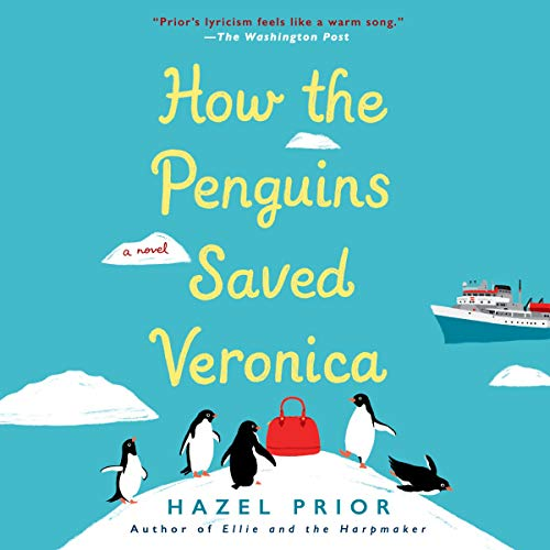 How the Penguins Saved Veronica audiobook cover art