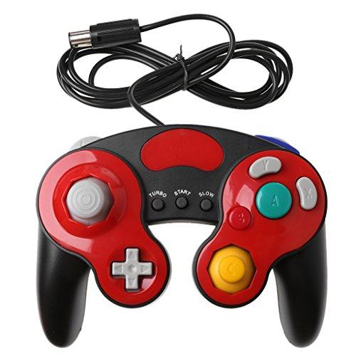 yinuneronsty - Mando de juego con cable para consola Wii NGC