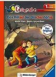 Das Rätsel der Drachenhöhle - Leserabe 1. Klasse - Erstlesebuch für Kinder ab 6 Jahren (Leserabe mit Mildenberger Silbenmethode) - Martin Klein