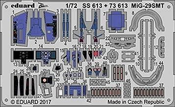 Eduard 1:72 MiG-29SMT PE Detail Set for ZVEZDA #SS613