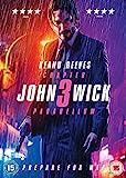John Wick: Chapter 3 - Parabellum [Edizione: Regno Unito] [DVD]