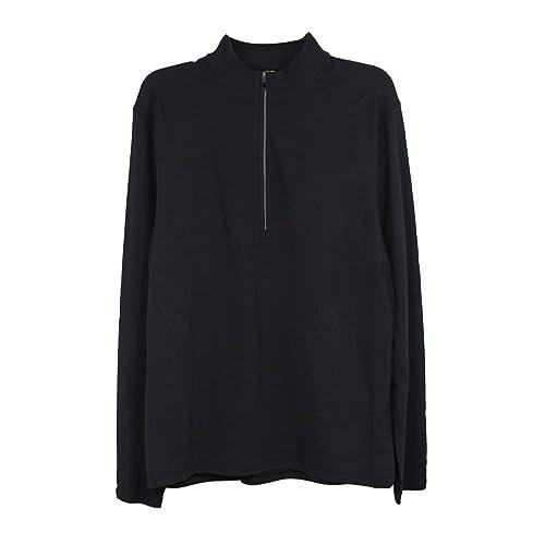b83371df50 Lululemon Black Surge Warm 1/2 Zip