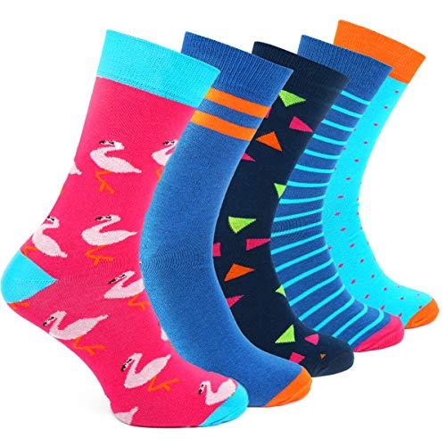 Men/'s 3pk Diabetic Socks Non Elastico Morbido Comodo delicato 100/% COTONE CALZINI