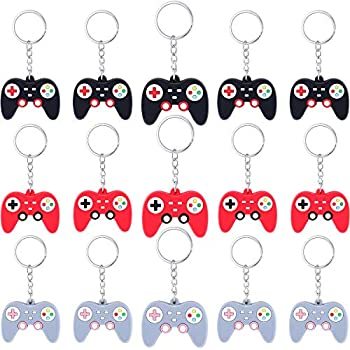 video games keychains