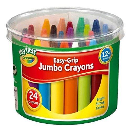 Crayola My First Crayola Jumbo Crayons 24 per pack