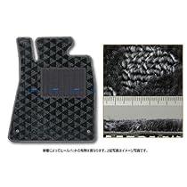 ◇純正品以上の形状マッチにこだわった 車種専用カーマット ウィングロード(13/10~17/11)用 品番:Wingroad-3 DX-13 トライ