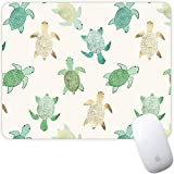 Marphe Mouse Pad Mousepad Non-Slip Rubber Gaming Mouse Pad Rectangle Mouse Pads for Computers Laptop (Little Sea Turtle)
