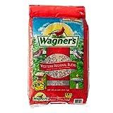 Wagner's 62008 Western Regional Blend Wild Bird Food, 20-Pound Bag