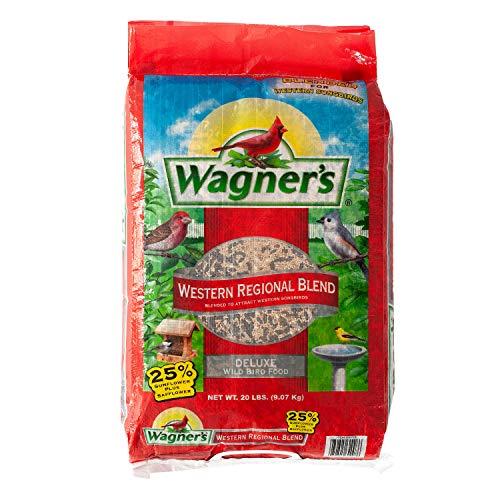 Wagner's 62008 Western Regional Blend Wild Bird Food