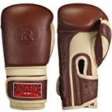 Ringside Heritage Genuine Leather Boxing Training Sparring Gloves