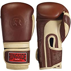 overview of Ringside Heritage Super Bag Gloves
