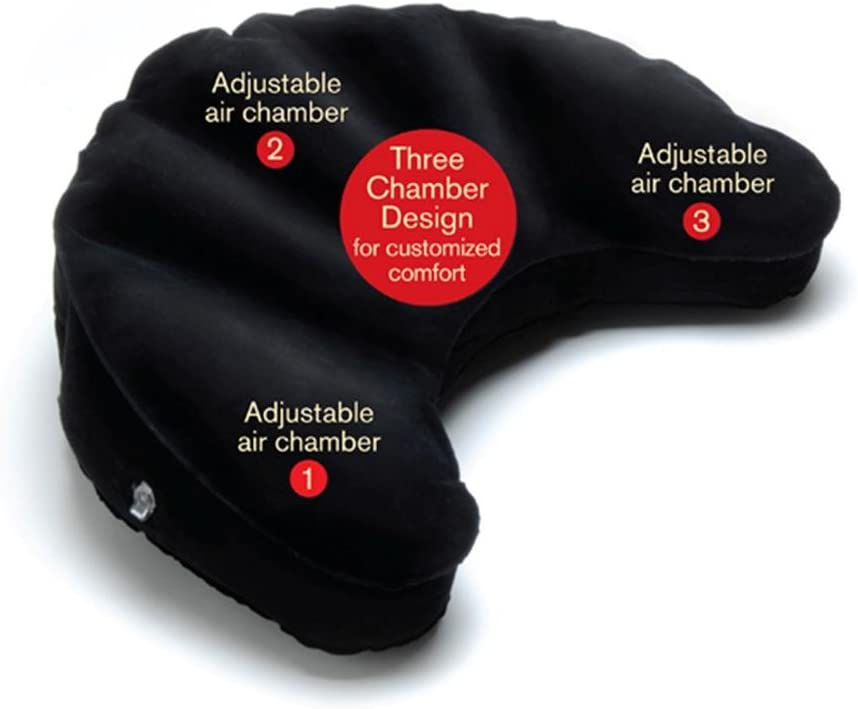 Mobile Meditator Inflatable Meditation Cushion Online limited product and Travel Pillow Sale item