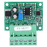 Telituny Convertidor de Voltaje F-FV-5KHz10V Módulo convertidor de Voltaje de frecuencia 0~5Khz a 0~10V Módulo de señal Digital a analógica