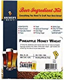 Brewer's Best - Home Brew Beer Ingredient Kit (One Gallon), (Pineapple Honey Wheat)