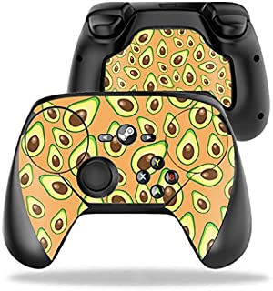 MightySkins Skin Compatible with Valve Steam Controller case wrap Cover Sticker Skins Orange Avocados