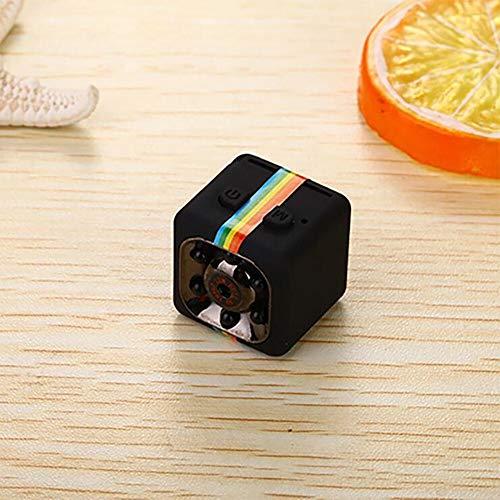 CHENTAOCS SQ11 minicamera HD 1080P kleine nokkensensor nachtzicht camcorder micro-videocamera DVR DV-bewegingsrecorder camcorder SQ 11 eenvoudig te gebruiken zwart