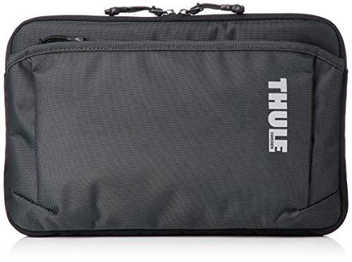 Thule TSS311DSH - Funda Duradera con Forro de Felpa para un Apple MacBook Air de 11', Color Gris Oscuro