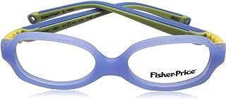 Fisher-Price FPV31 Rectangular Medical Glasses for Kids - Blue