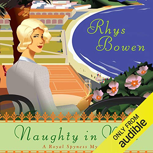 Naughty in Nice Audiobook By Rhys Bowen cover art
