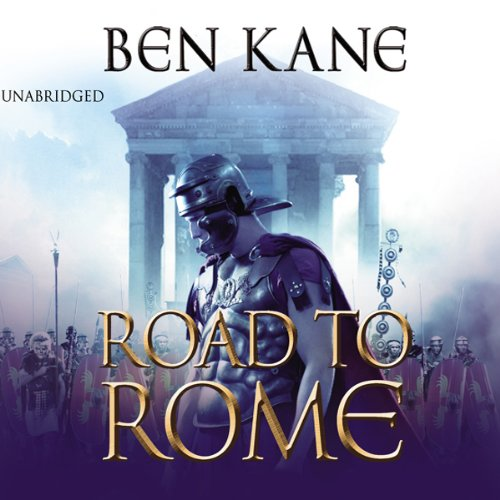 The Road to Rome audiobook cover art