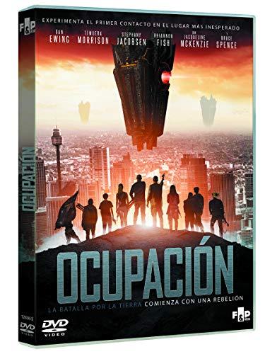 Ocupación DVD