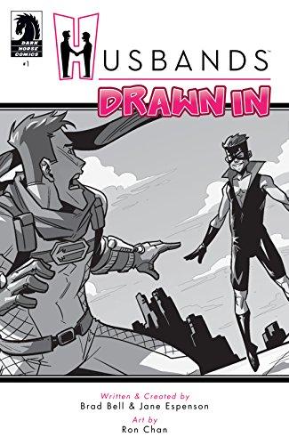 Husbands #1: Drawn In (English Edition) eBook: Bell, Brad ...