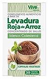 Vive+ Advance Levadura Roja de Arroz - 30 Cápsulas