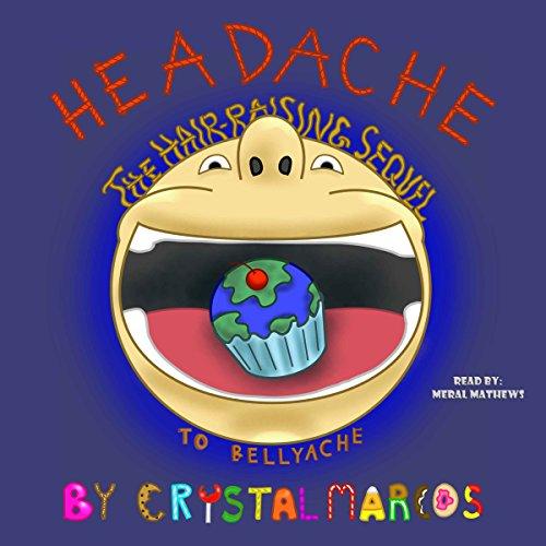 Headache audiobook cover art