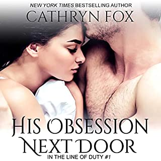 His Obsession Next Door cover art