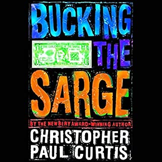 Bucking the Sarge audiobook cover art