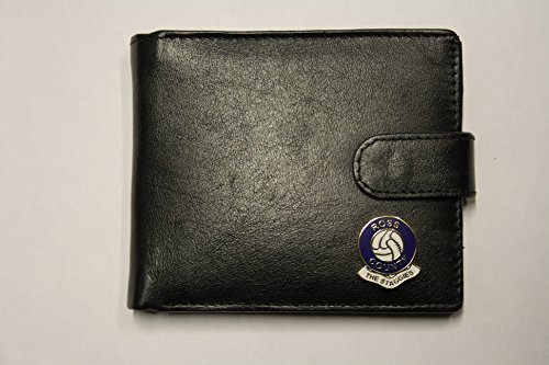Awesome Gifts Football club leather wallet – Ross County