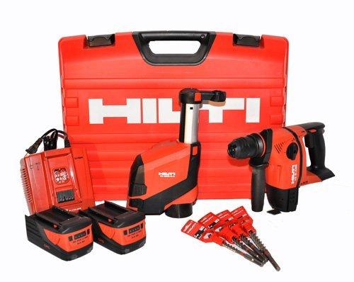 HILTI 0347009 TE 6-A36-AVR DRS Akku-Bohrhammer Bohrmaschine 36 Volt