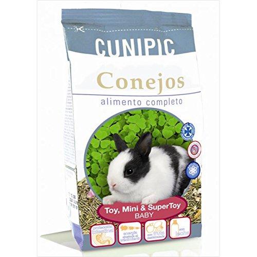 Cunipic conejo Toy y Super Toy baby comida para conejo ✅