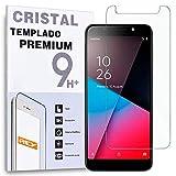 REY Protector de Pantalla para VODAFONE Smart N9, Cristal Vidrio Templado Premium