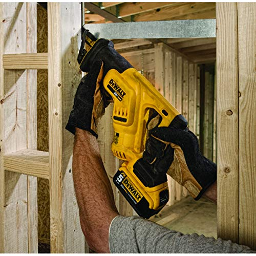 Reciprocating Saw Is a Heavy-Duty Tool
