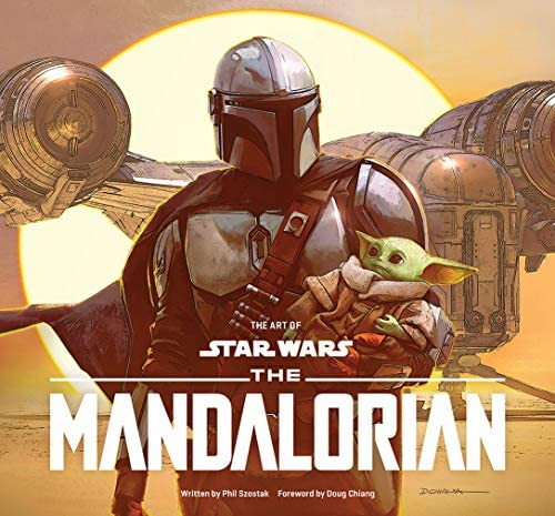 The Art of Star Wars The Mandalorian Season One product image