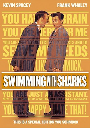 Swimming With Sharks (Special Edition) by Kevin Spacey
