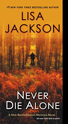 Never Die Alone by Jackson, Lisa ebook deal