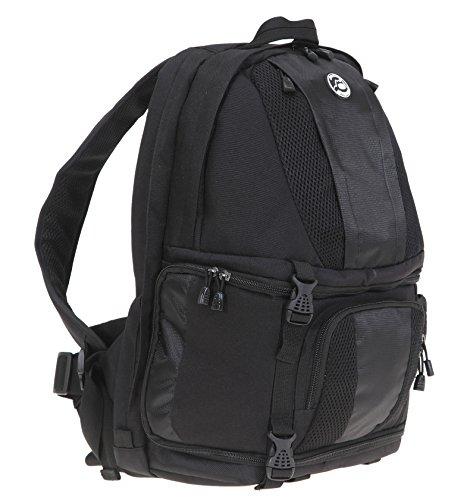 Bilora Backpack Pro 327-R Rucksack, schwarz, bis 43,2 cm (17