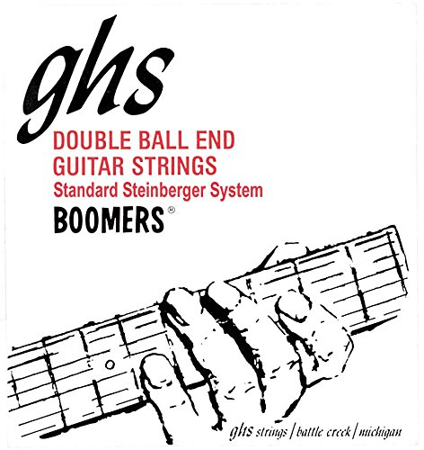 GHS Double Ball End Boomers Electric Guitar Strings10-46