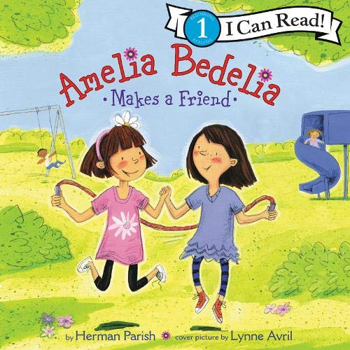 Amelia Bedelia Makes a Friend  By  cover art