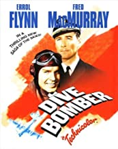 Dive Bomber Movie Poster (27 x 40 Inches - 69cm x 102cm) (1941) Style C -(Errol Flynn)(Fred MacMurray)(Ralph Bellamy)(Alexis Smith)