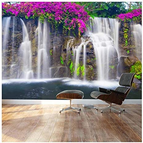 3d waterfall wallpaper _image1