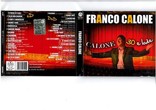 Calone 30 e lode (CD + DVD 2010 prima edizione)
