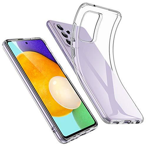 ESR Funda Transparente Compatible con Samsung Galaxy A52 4G/5G (6.5 Pulgadas) (2021)...