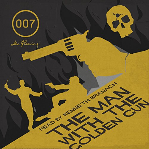 The Man with the Golden Gun (with Interview) audiobook cover art