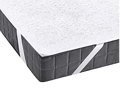 Mavantara Matratzenschoner Inkontinenz Auflage Wasserdicht FROTTE mit Polyurethan Membrane (220x200)