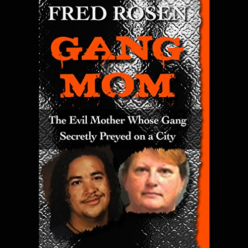 Gang Mom audiobook cover art